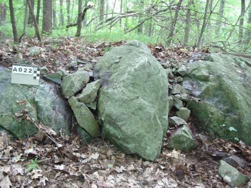 Cairn - Split Outcrop