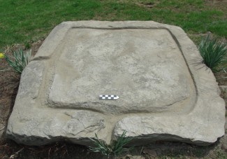 Hadley MA Cider Press Stone