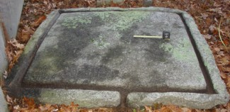 Apple Cider Press Stone