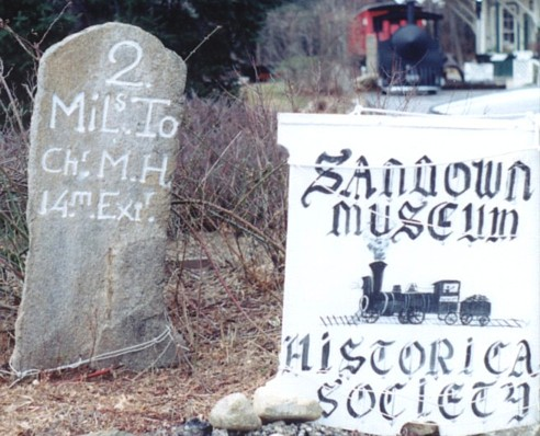 Sandown NH Milestone