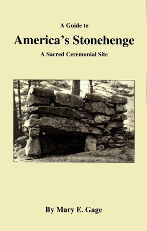 Guide to America's Stonehenge ISBN 9780971791060