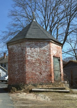 Beverly MA 1808 Powder House