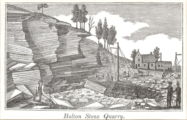Bolton Connecticut Stone Quarry